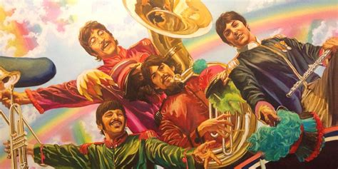 All You Need Is Love — Alex Ross & The Beatles | 13th