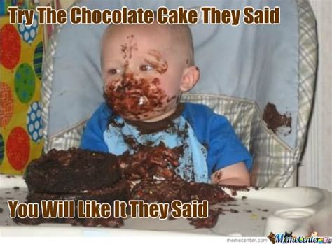 12 Very Funny Chocolate Images