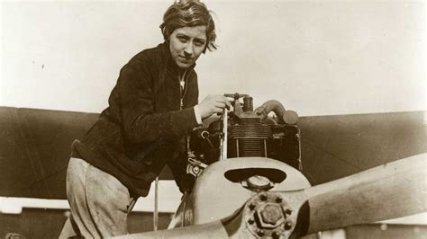 Meeting Amy Johnson, the world's most famous woman pilot