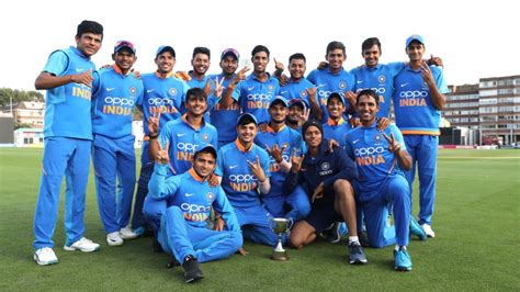 ICC Under-19 Cricket World Cup 2020: Previewing Defending