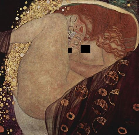 Danaë by Gustav Klimt - Facts & History of the Painting
