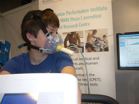 VO2 max results for child athlete · Cycling · swinny