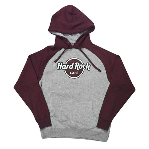 Rock Shop - Classic Two Tone Pullover Hood