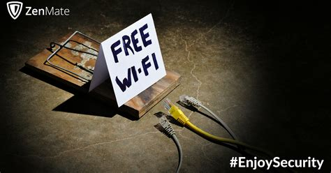 ZenMate - Wifi Hacking: The Basics about Hacked Wifi