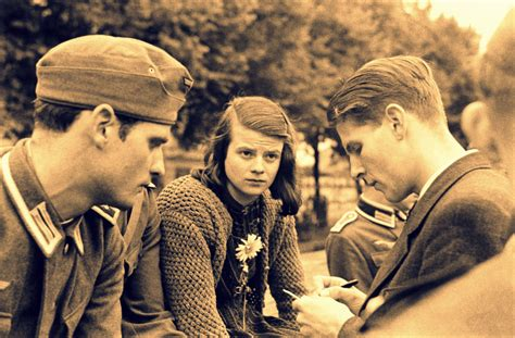 Sophie Scholl was beheaded at 21 for standing up to the Nazis