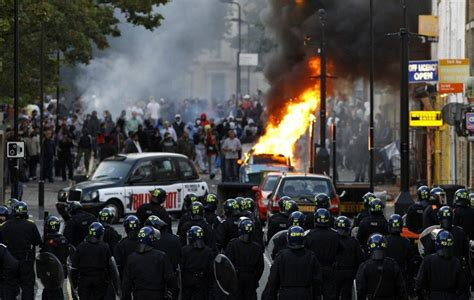 The riots in Britain: a warning to the bourgeoisie