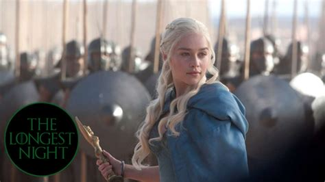 The Longest Night — Game of Thrones: 'And Now His Watch is